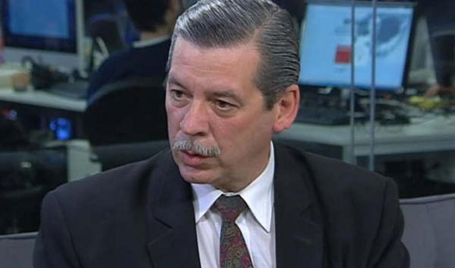 CLAUDIO IZAGUIRRE. Titular de la Asociación Antidrogas de la Argentina.