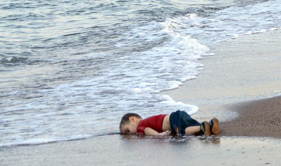 Aylan Kurdi, y la imagen que avergüenza a la humanidad