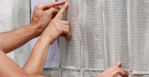 Modifican El C Digo Electoral Para Lograr El Voto De Argentinos Que Residen En El Exterior El