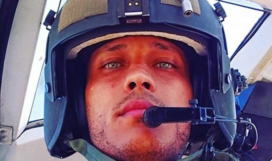 Oscár Pérez es el militar que se rebeló contra Nicolás Maduro.