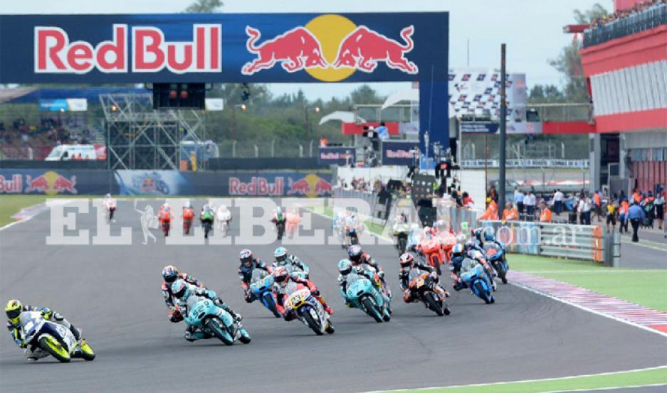 Del 6 y 8 de abril próximo, el Autódromo Internacional de Las Termas recibe por quinta vez consecutiva al MotoGP.
