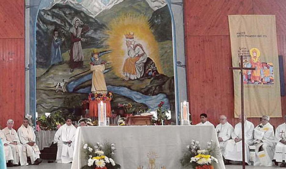 Misioneros de La Salette de  La Banda participarán de un  gran congreso internacional