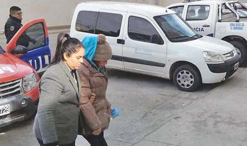 Los padres y la abuela  de Thiago, entre la falta  de mérito y la detención