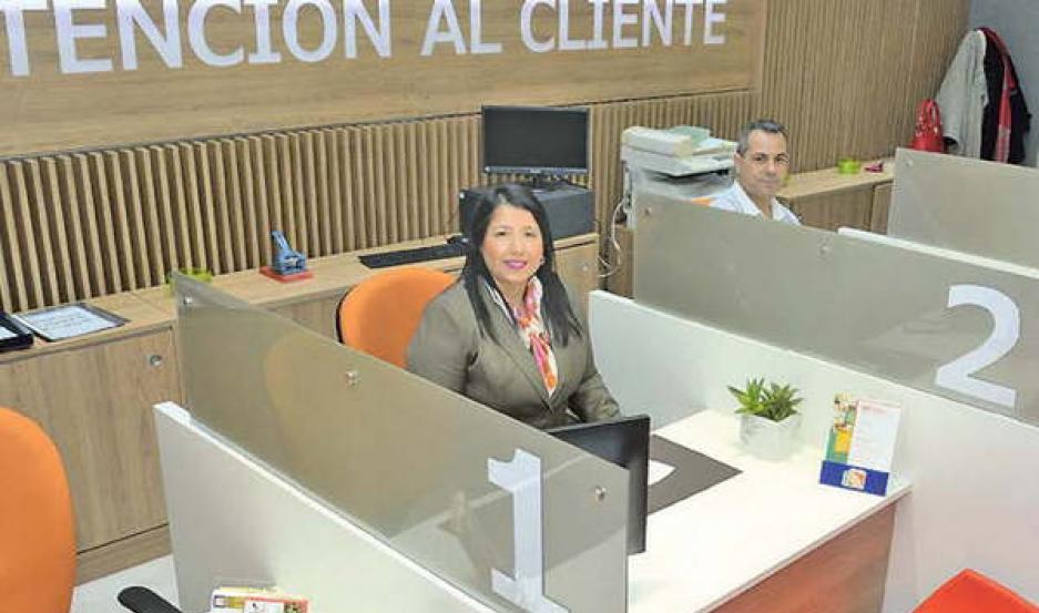Tarjeta Sol y Sol Pago habilitan desde hoy  un Nuevo Centro de Atención al Cliente