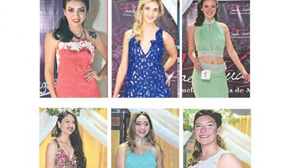 Quieren ser Miss Argentina Santiago