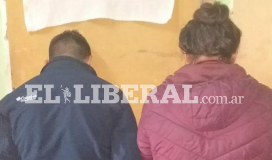 Los sospechosos fueron apresados en Tucumán.