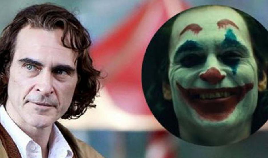 El Actor Joaquin Phoenix Ya Comienza A Generar Miedo En La