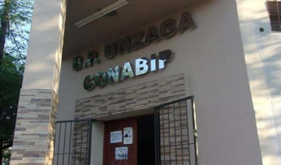 SEDE. La Federación de Bibliotecas Populares de nuestra provincia funciona en el local de la biblioteca Únzaga.