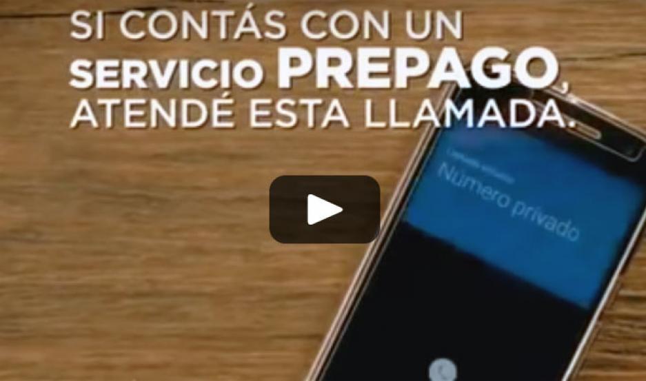 Video | Te mostramos los pasos para registrar tu línea de celular