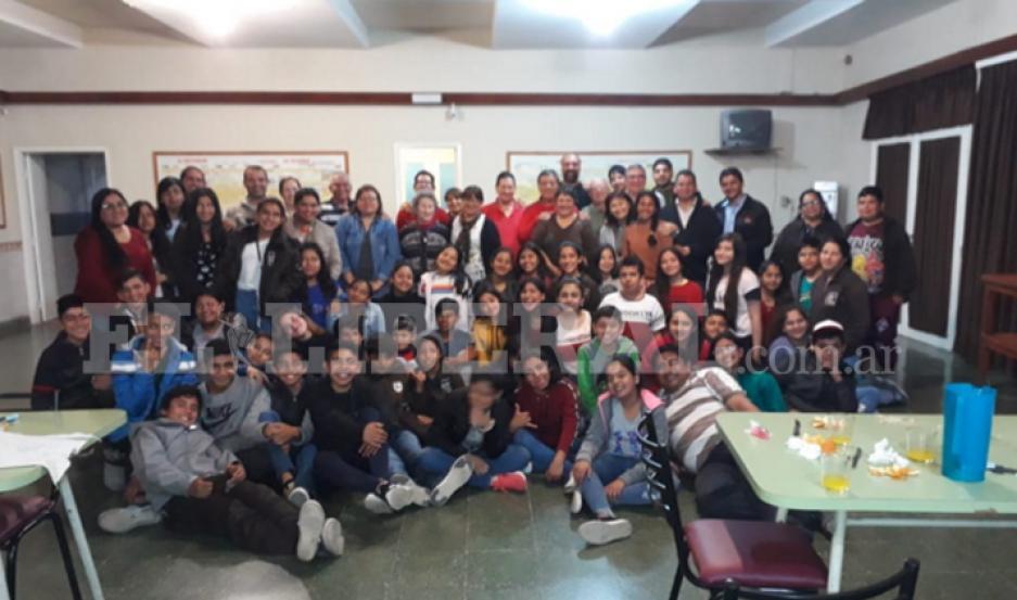 Los niños de Monte Quemado regresaron de Córdoba con el corazón lleno de alegría por los momentos compartidos.