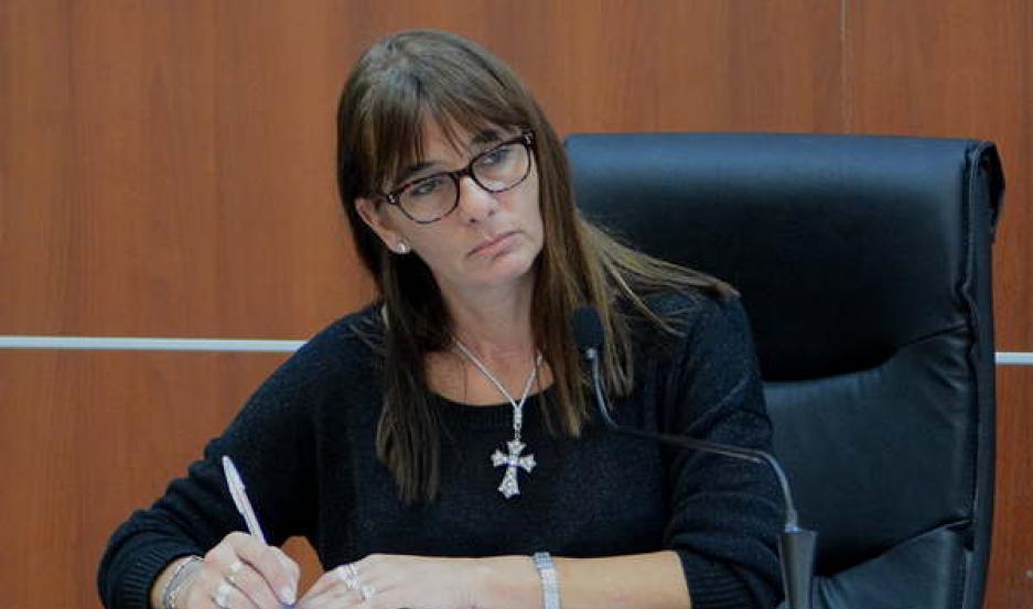 JUEZA. Cecilia Vittar delineó las condiciones de la resolución, consensuada entre las partes, a casi cinco meses del accidente en el microcentro.