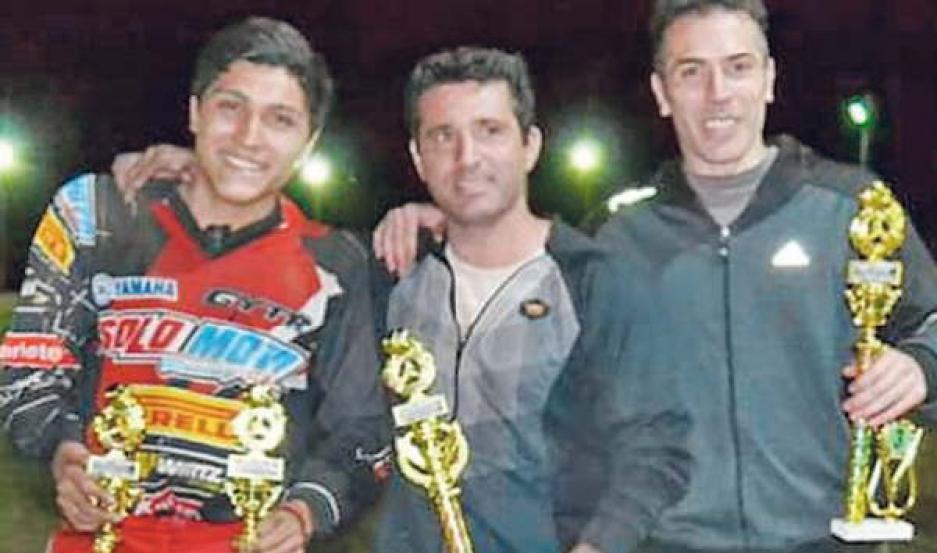 Se corrió el premio Coronación en Añatuya el fin de semana