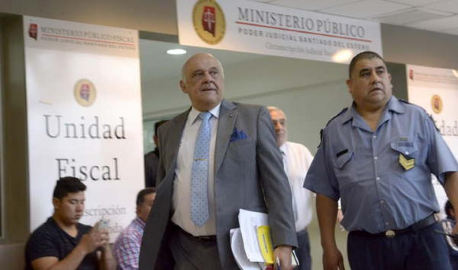 FALLO. El Dr. Ordoñez Ducca rechazó lo requerido por la defensa, haciendo lugar a lo solicitado por la Fiscalía.