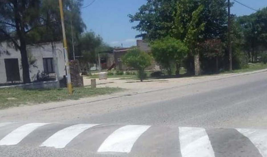 SEGURIDAD. Buscan prevenir accidentes entre las localidades de El Deán, Los Morales, Deancito, Los Mojones, entre otras.
