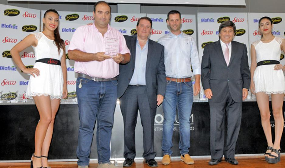 MERECIDO. Diego Lindow fue campeón de tiro al vuelo en Uruguay.
