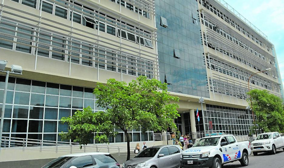 PLANTEO. La defensa apeló la denegatoria a la eximición de prisión.