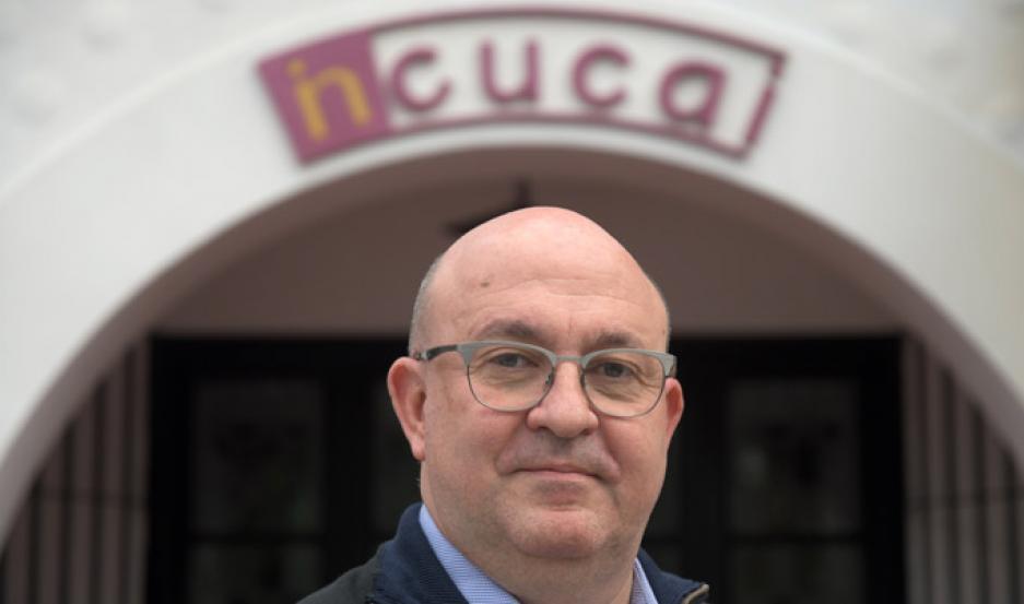 Alberto Maceira, presidente del Incucai.