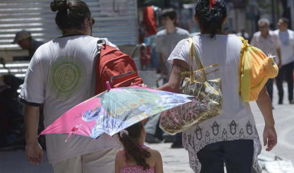 RIESGO. Hay que prevenir el golpe de calor, ya que sus efectos pueden llegar a ser muy peligrosos.