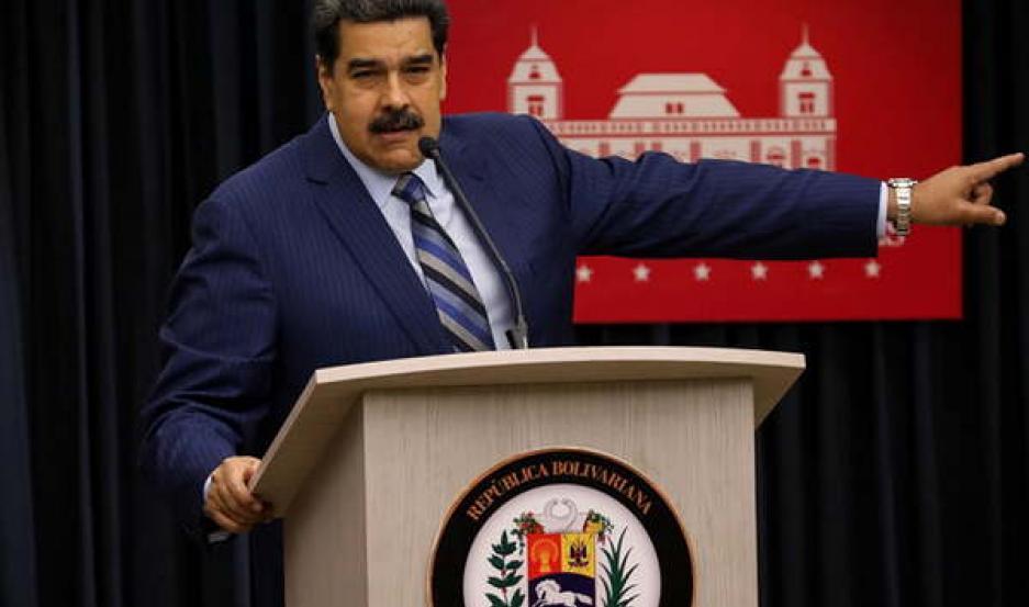 DUREZA. Comparó sus resultados electorales con los de Macri, a quien llamó
