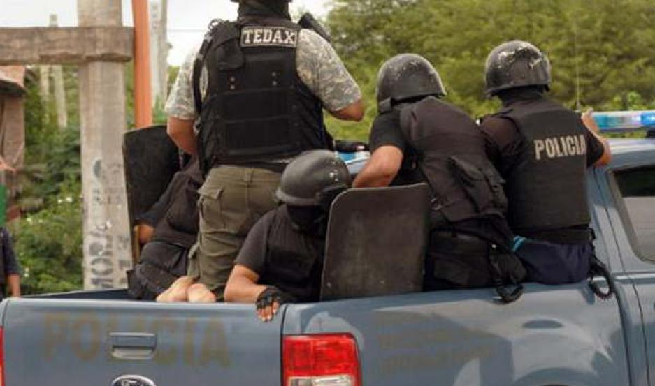 TRASLADO. Fue alojado en el Centro Único de Detención de manera preventiva.