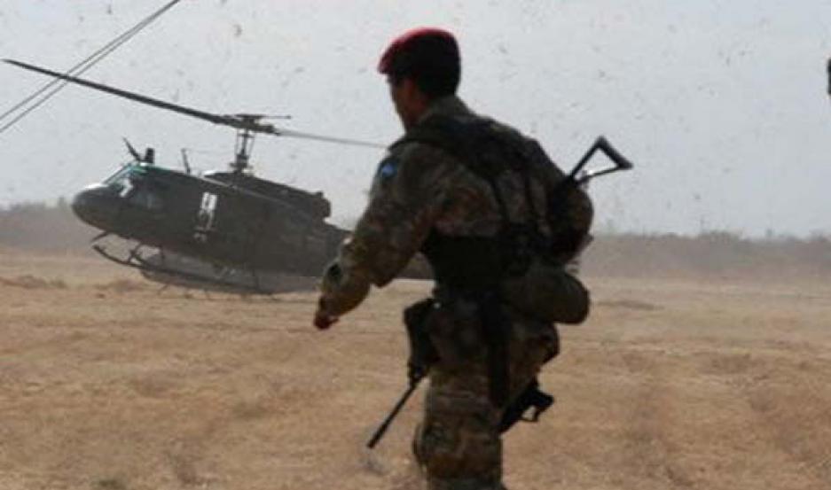 OPERATIVIDAD. Se hará un total de 18 ejercicios militares binacionales y unos 15 más que serán multinacionales.