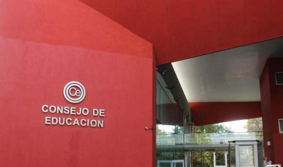Consejo General de Educación.