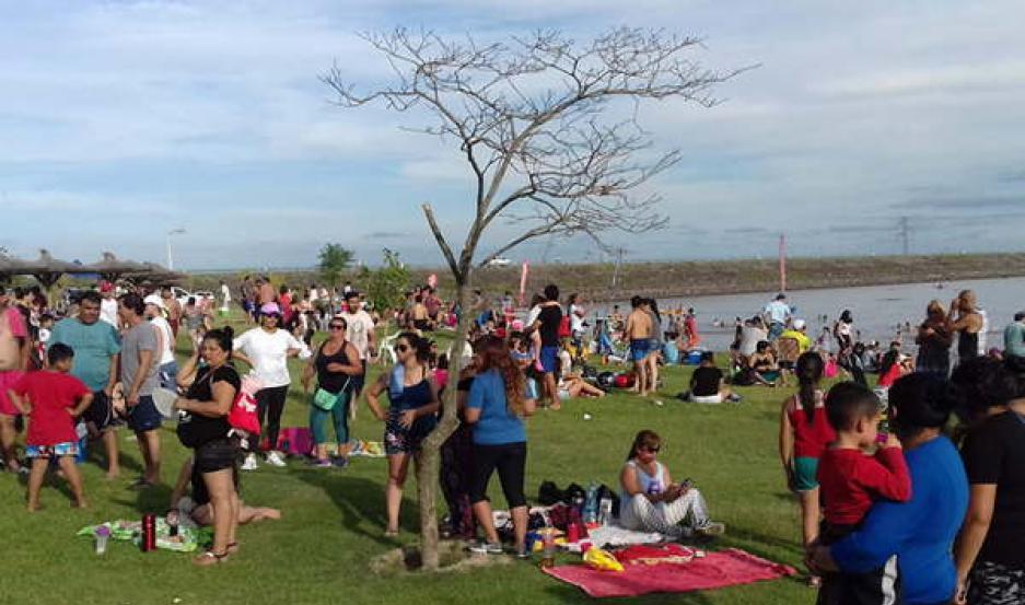 Los viajeros siguen apostando al turismo de verano en Las Termas