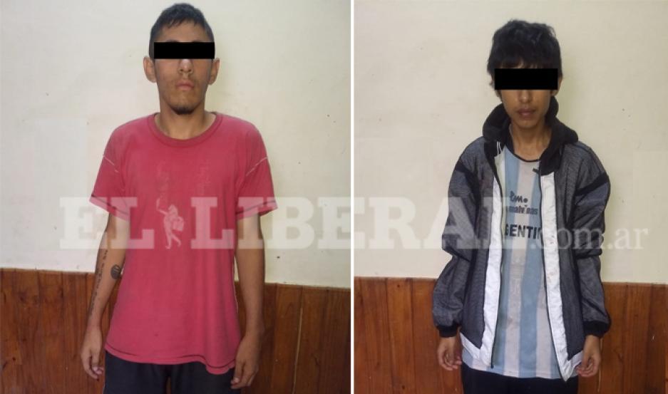 Policías quisieron detener a un joven y fueron agredidos por familiares