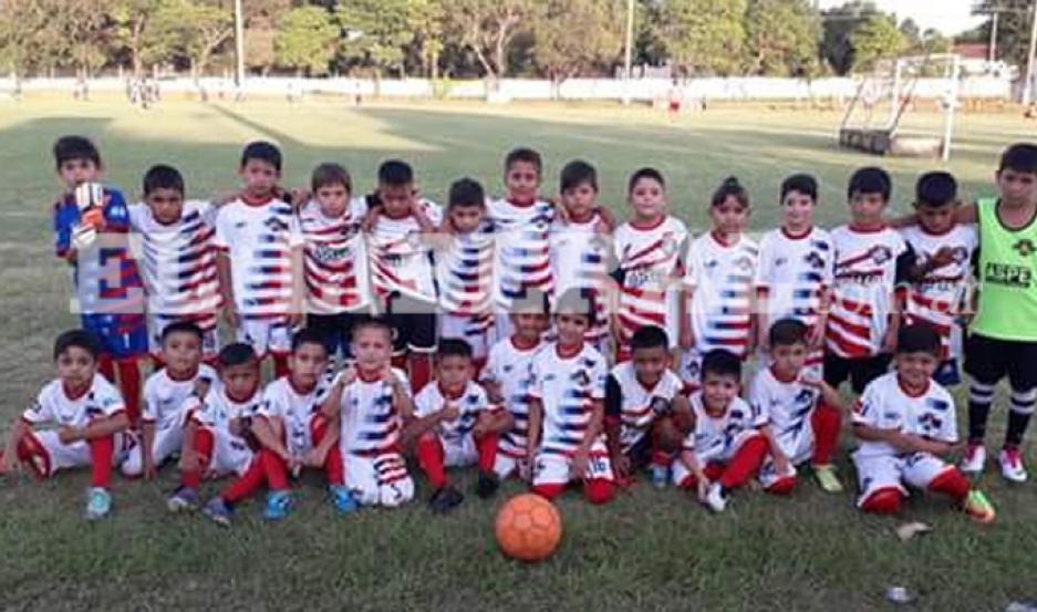 Atlético Santiago, con el aporte de Leoncitos dorenses, se consagró campeón