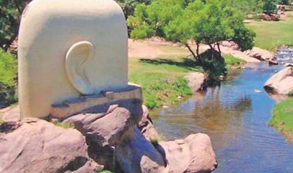 Piedra Pintada, un lugar de  ensueño en Villa Dolores