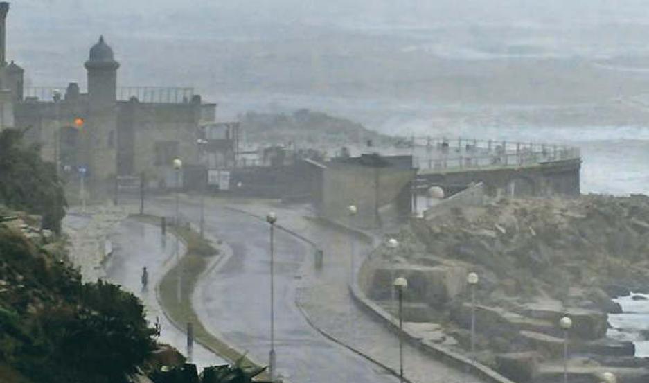 El clima juega en contra de la temporada en Mar del Pla