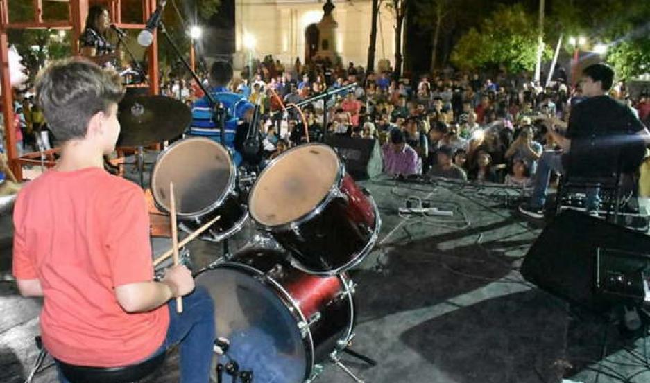 TALENTO. Varias bandas de rock ofrecerán su música al público, que se espera responda en gran número.