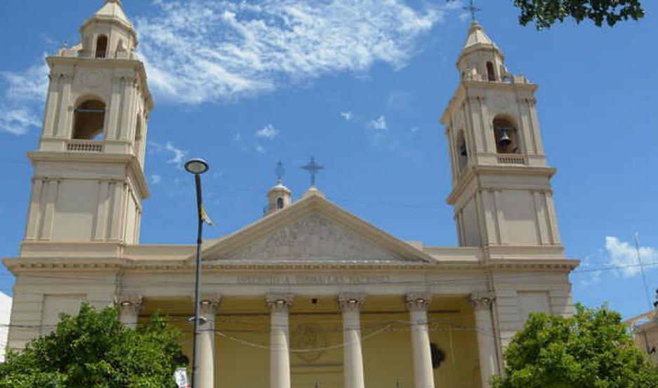 La misa será en la Catedral.