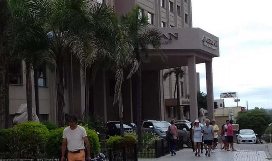 CATEGORÍA. Los hoteles 5 estrellas como el Amerian Carlos V ofrecen sus reconocidos servicios.