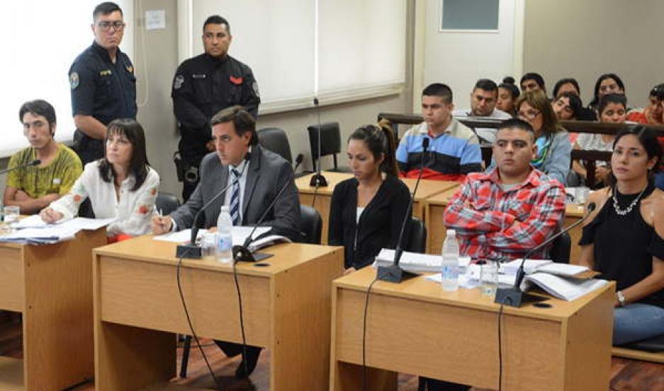 DESENLACE. Suárez y Ayunta recibieron las penas más altas. Los otros dos condenados recuperarían la libertad a corto plazo.