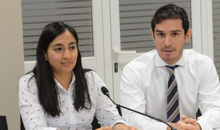 INSTRUCCIÓN. El caso está a cargo de la Dra. Cecilia Gómez Castañeda y el Dr. Benjamín Zavalía.