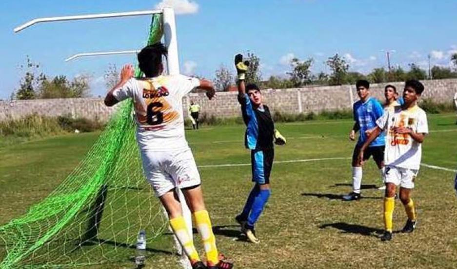 Se disputó la primera fecha del Torneo Provincial de Fútbol Infanto juvenil