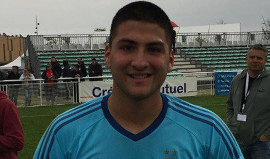 CONDICIONES. Franco Herrera fue clave para que la selección argentina Sub-16 fuera campeona.