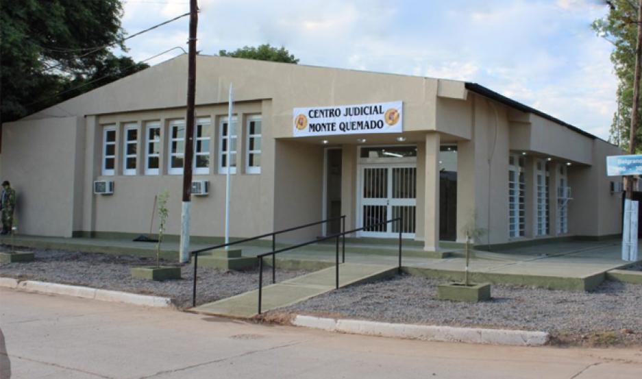 Centro Judicial de Monte Quemado.