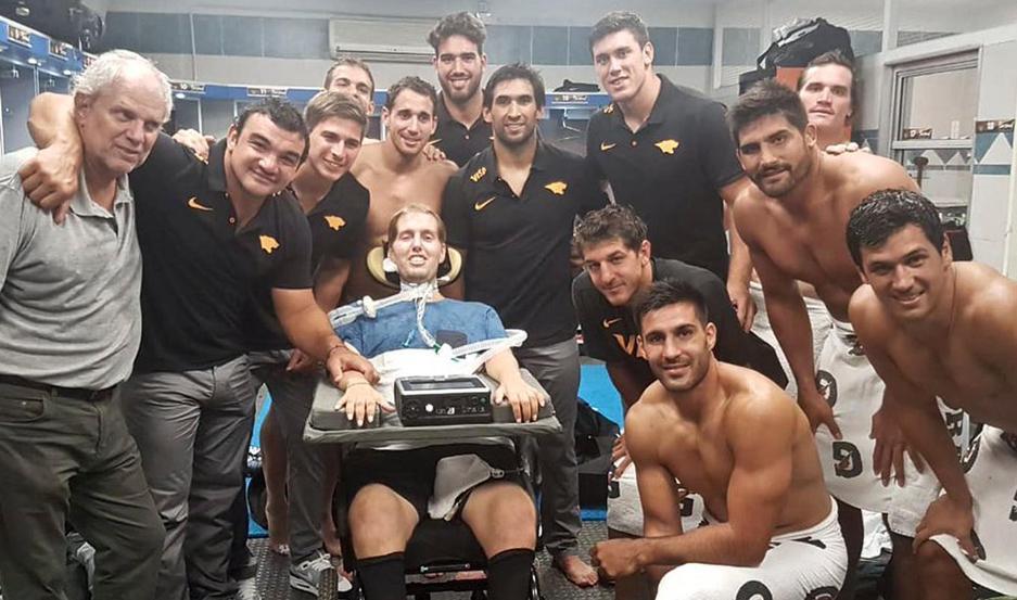 Profunda tristeza en SIC y en el rugby: murió Jerónimo Bello
