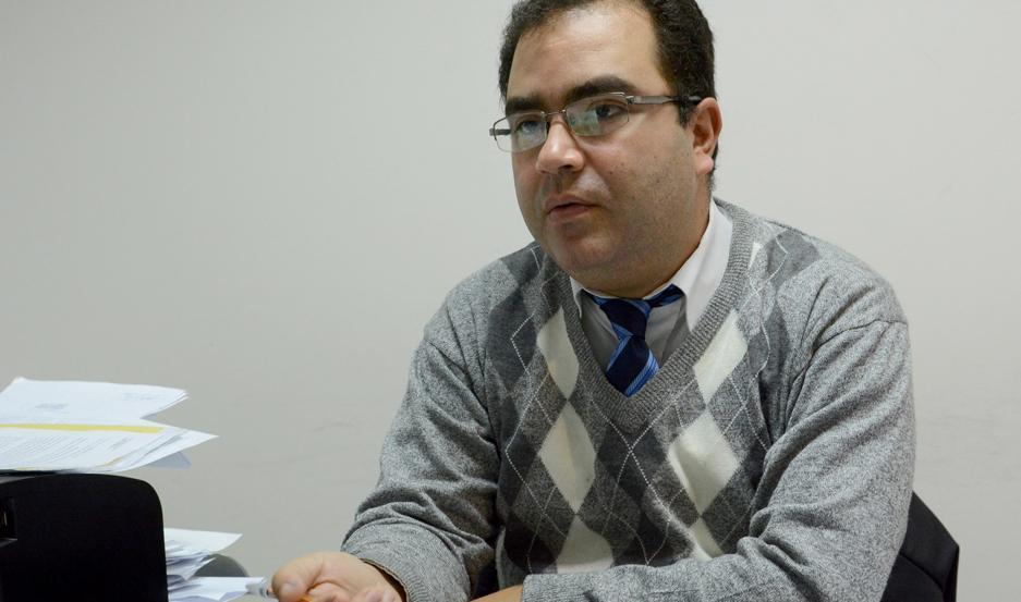 El Dr. Álvaro Yagüe está a cargo de la investigación y ordenó varias medidas.