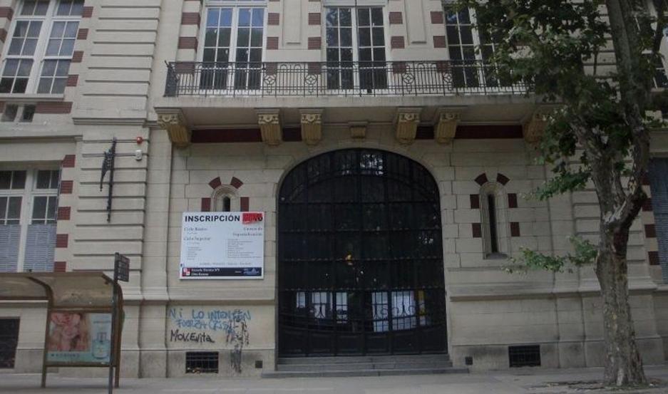 Escuela técnica de la ciudad de Buenos Aires, Otto Krause.