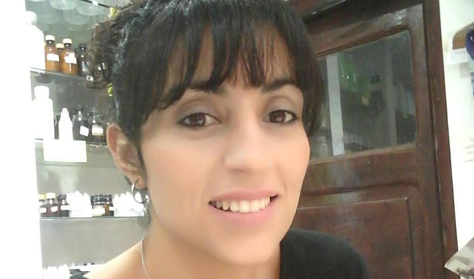 Marcia Suárez Japaz, ganadora del Premio Joven Empresario de Santiago del Estero, con su proyecto Cosmética Termal GE.
