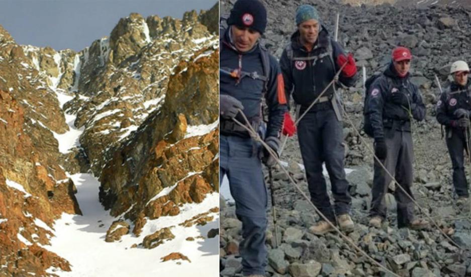 Cordillera de los Andes: desapareció en 1990 y lo hallaron momificado