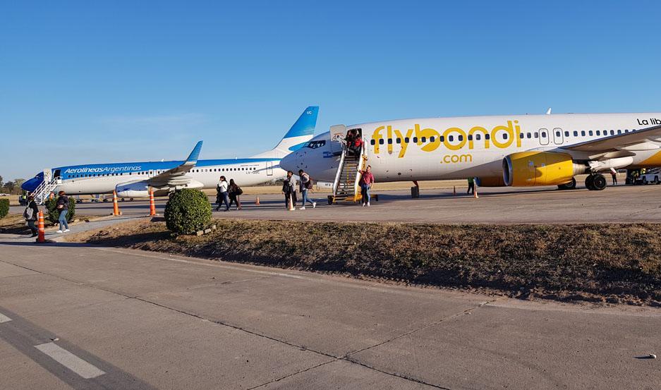 El aeropuerto de Santiago es el cuarto con mayor tráfico aéreo