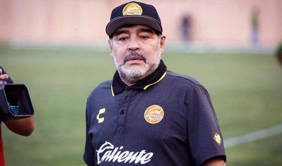 Deportivo: Maradona podría ser el próximo DT de Defensa y Justicia
