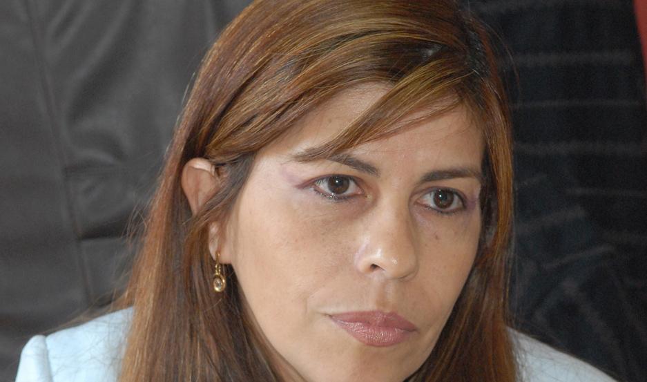 Gladys Liliana Lami, jueza que entiende en la causa.