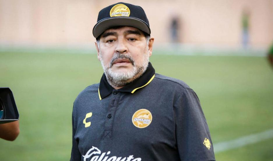 Matías Morla desmintió que Diego Maradona tenga un principio de alzheimer