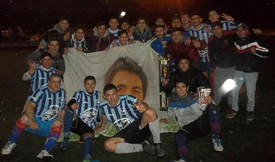 Amigos del Gordo se consagró campeón en la Liga Comercial de Frías