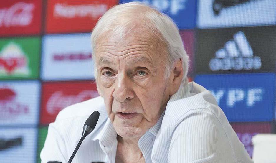 Menotti: 'Ni Cruyff, ni Guardiola habrían logrado un cambio en esta Argentina'